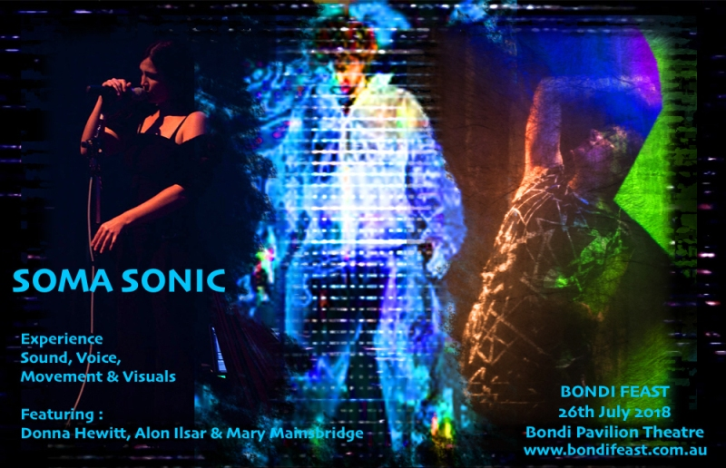 Bondi Feast Promo SOMA SONIC GIG copy