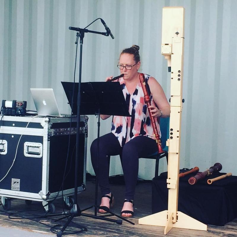 Permafrost Performed by Alana Blackburn