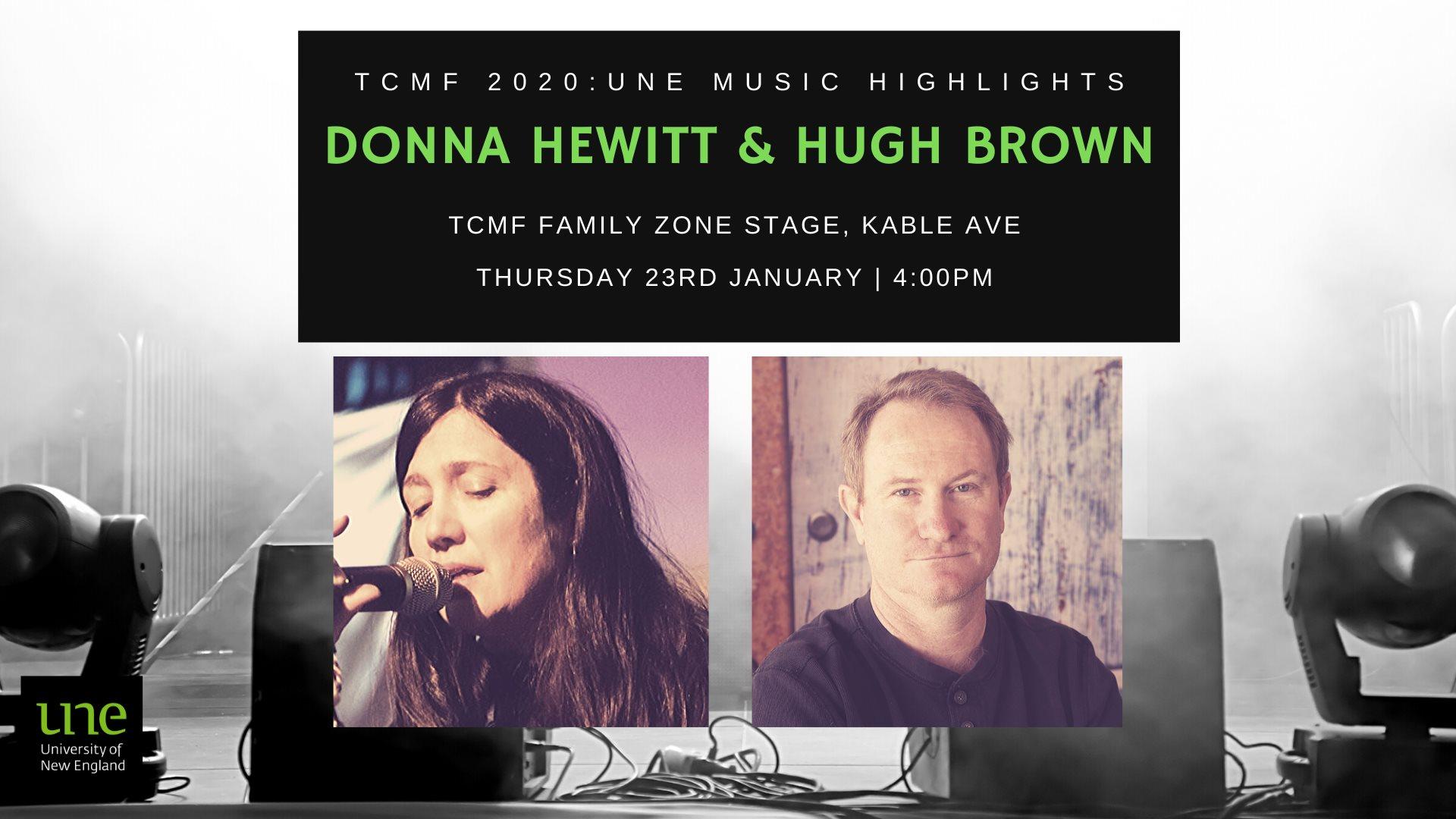 HUgh and Donna Performance Tamworth